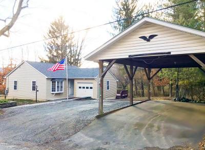 Hawley Single Family Home For Sale: 307 Ridge Ave