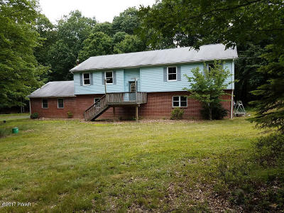 Milford PA Single Family Home For Sale: $134,900