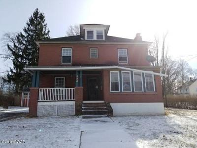 Gouldsboro PA Single Family Home For Sale: $49,500