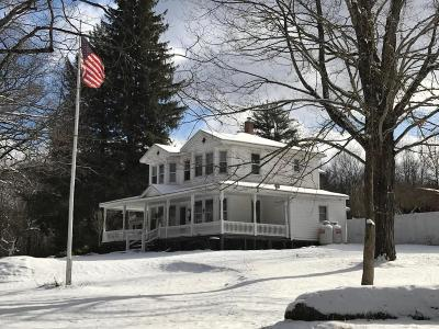 Beach Lake PA Single Family Home For Sale: $259,000