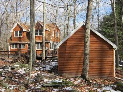 Lackawaxen Single Family Home For Sale: 154 Liberty Ln