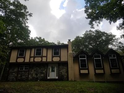 Lords Valley Single Family Home For Sale: 133 Portage Ln