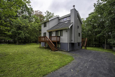 Lackawaxen Single Family Home For Sale: 143 Karl Hope Blvd