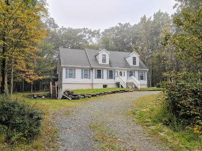 Lords Valley PA Single Family Home For Sale: $259,000