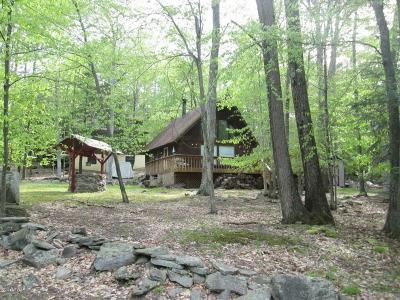 Lake Ariel PA Single Family Home For Sale: $110,500
