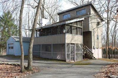 Lake Ariel PA Single Family Home For Sale: $72,500