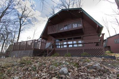 Paupack Glenn Single Family Home For Sale: 46 Glen Rd