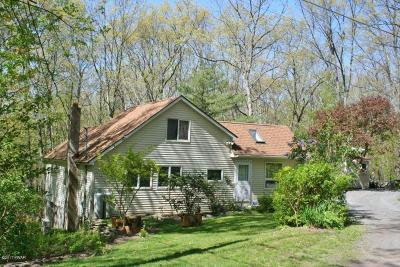 Hawley Single Family Home For Sale: 516 Lake Rd