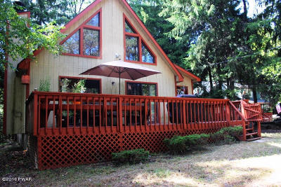 Lake Ariel Single Family Home For Sale: 1299 Brookfield Rd
