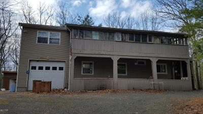 Milford PA Single Family Home For Sale: $85,500