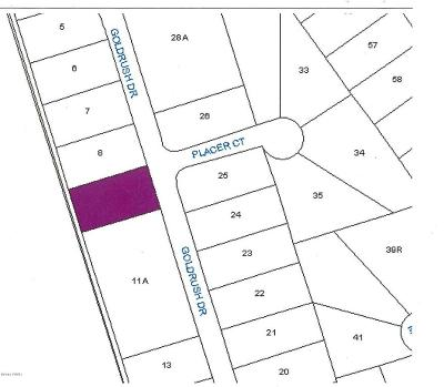 Lords Valley Residential Lots & Land For Sale: 118 Goldrush Drive
