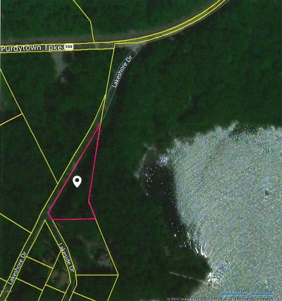 Residential Lots & Land For Sale: Lot 63R Lakeside Dr