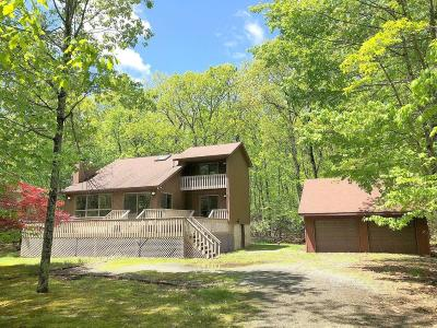 Hawley Single Family Home For Sale: 1022 Stone Crop Road