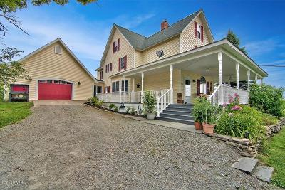 Starrucca Single Family Home For Sale: 261 Hickory Hill Rd
