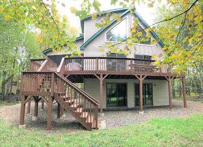 Lake Ariel Single Family Home For Sale: 4032 S Fairway Dr
