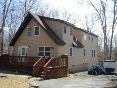 Lackawaxen Single Family Home For Sale: 280 Upper Independence Dr