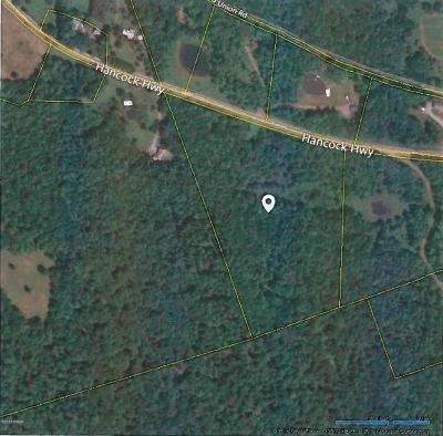 Equinunk Residential Lots & Land For Sale: Hancock Hwy