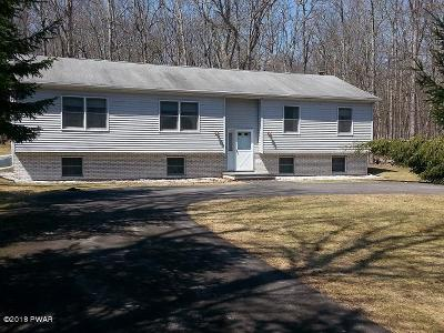 Lackawaxen Single Family Home For Sale: 109 Paul Revere Rd