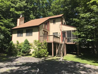Lake Ariel Single Family Home For Sale: 2798 Rockway Rd