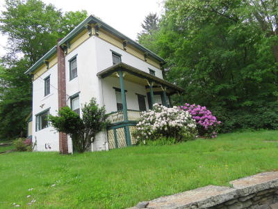 Hawley Single Family Home For Sale: 254 Bellemonte Ave