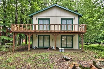 Lake Ariel Single Family Home For Sale: 2525 Oak Cir