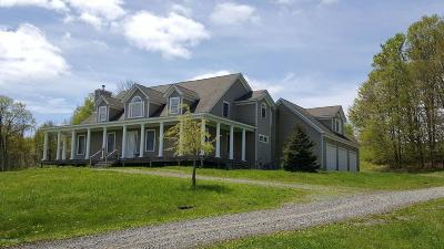 Equinunk Single Family Home For Sale: 343 Layton Rd