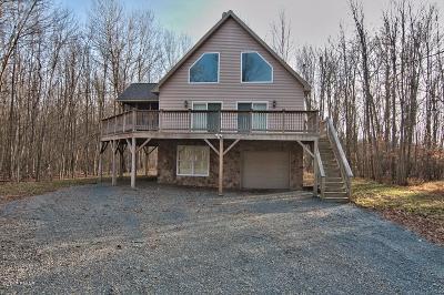 Lake Ariel Single Family Home For Sale: 2712 Boulder Rd