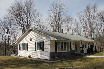 Honesdale Single Family Home For Sale: 12 Sunset Ave