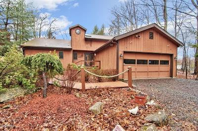 Lake Ariel Single Family Home For Sale: 3042 Northgate Rd