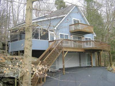 Wallenpaupack Lake Estates Single Family Home For Sale: 1012 Sundew Rd