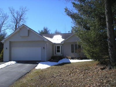 Milford Single Family Home For Sale: 106 Hemlock Cove