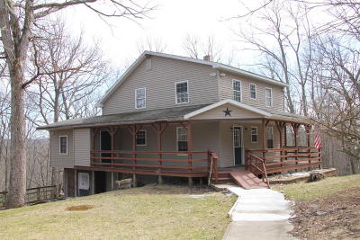 Hawley Single Family Home For Sale: 166 Eastwood Cir