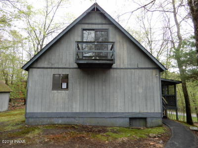 Milford Single Family Home For Sale: 129 Cabin Rd