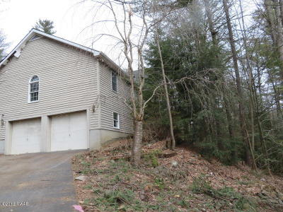 Dingmans Ferry Single Family Home For Sale: 785 Milford Rd