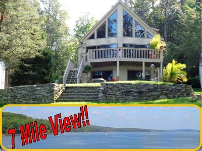 Lake Ariel Single Family Home For Sale: 1251 Goose Pond Rd