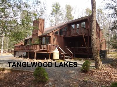 Tanglwood Lakes Single Family Home For Sale: 148 Indian Drive