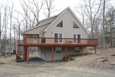 Lackawaxen Single Family Home For Sale: 120 Constitution Dr