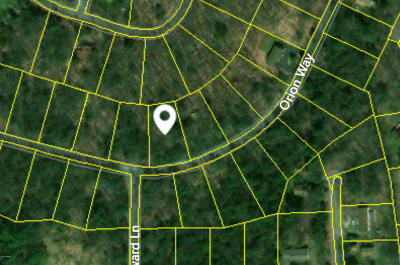 Indian Rocks Residential Lots & Land For Sale: Orion Way