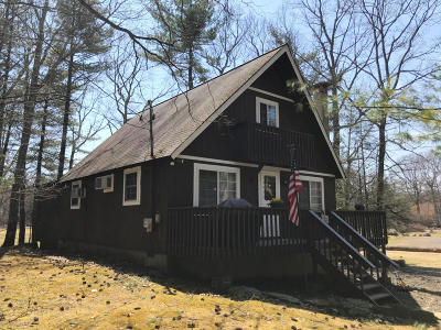 Dingmans Ferry PA Single Family Home For Sale: $89,000