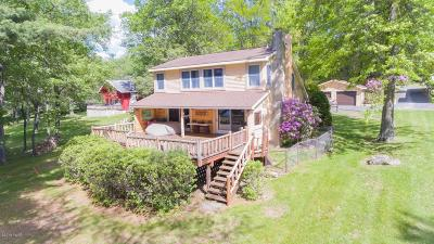Greentown Single Family Home For Sale: 109 Cottage Lake Dr