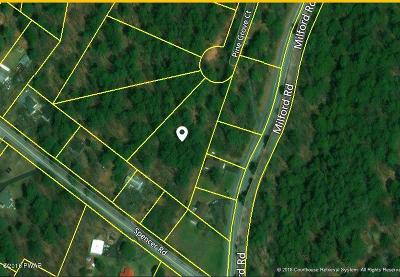 Milford Residential Lots & Land For Sale: Lot 18 Pine Grove Ct