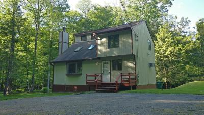 Greentown PA Single Family Home For Sale: $189,900