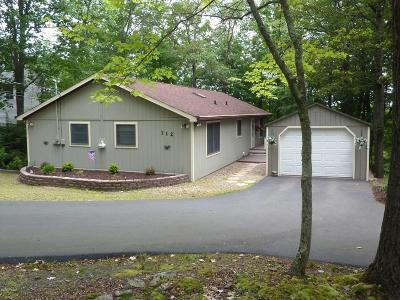 Greentown PA Single Family Home For Sale: $179,000