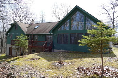 Hawley Single Family Home For Sale: 143 Stone Dr