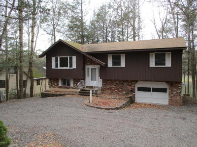 Wallenpaupack Lake Estates Single Family Home For Sale: 1158 Beaver Lake Dr