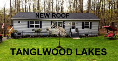 Tanglwood Lakes Single Family Home For Sale
