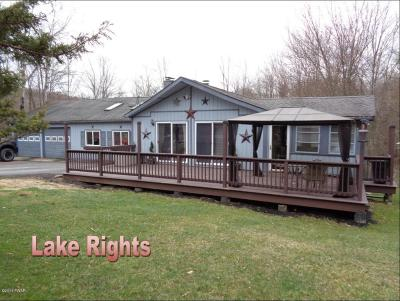 Lake Ariel Single Family Home For Sale: 1902 Timberlane Ct