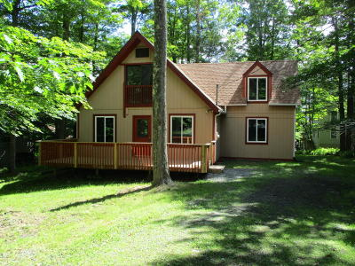 Wallenpaupack Lake Estates Single Family Home For Sale: 1099 Lakeland Dr