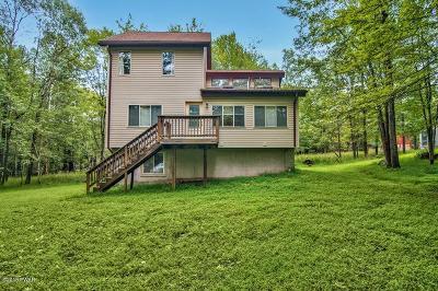 Lake Ariel Single Family Home For Sale: 2549 Oak Cir