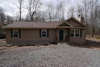 Lake Ariel Single Family Home For Sale: 1682 Windemere Ln